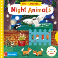 Night Animals, Board book Book