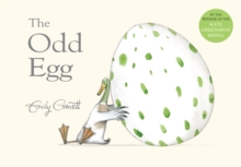 The Odd Egg, Paperback Book