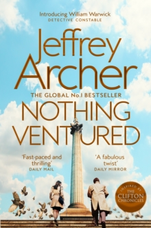 Nothing Ventured : The Sunday Times #1 Bestseller (29/03/20), Paperback / softback Book