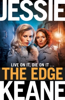 The Edge, Hardback Book