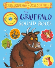 The Gruffalo Sound Book, Hardback Book
