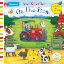 On the Farm : A Push, Pull, Slide Book