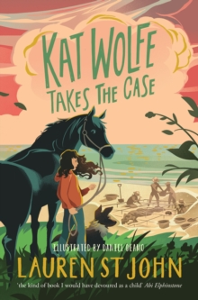 Kat Wolfe Takes the Case, Paperback / softback Book