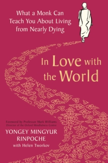 In Love with the World : What a Monk Can Teach You About Living from Nearly Dying, Paperback / softback Book