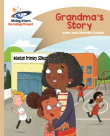 Reading Planet - Grandma's Story - Gold: Comet Street Kids, Paperback / softback Book