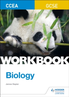 CCEA GCSE Biology Workbook, Paperback Book