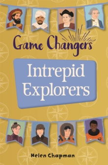 Reading Planet KS2 - Game-Changers: Intrepid Explorers - Level 5: Mars/Grey band, Paperback / softback Book