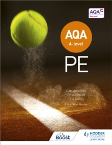 AQA A-level PE (Year 1 and Year 2), Paperback / softback Book