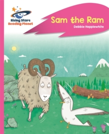 Reading Planet - Sam the Ram - Pink C: Rocket Phonics, Paperback / softback Book