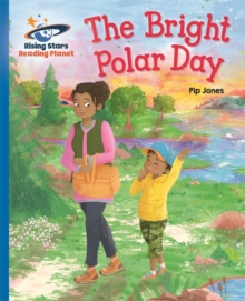 Reading Planet - The Bright Polar Day - Blue: Galaxy