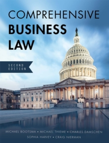Comprehensive Business Law, Paperback / softback Book