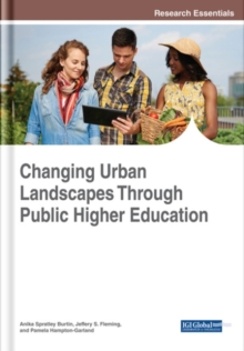 Changing Urban Landscapes Through Public Higher Education, Hardback Book