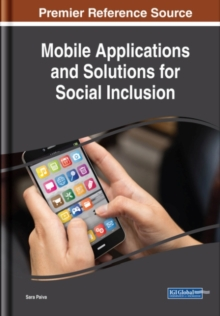 Mobile Applications and Solutions for Social Inclusion, Hardback Book
