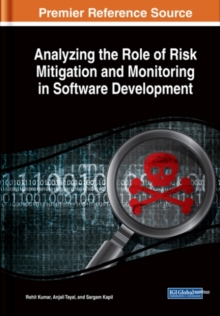 Analyzing the Role of Risk Mitigation and Monitoring in Software Development, Hardback Book