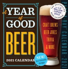 2021 Year of Good Beer Page-A-Day Calendar, Calendar Book