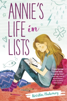 Annie's Life in Lists, Hardback Book