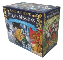 Magic Tree House Merlin Missions Books 1-25 Boxed Set, Paperback / softback Book
