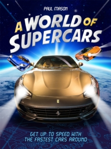 A World of Supercars, Hardback Book