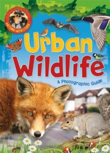 Nature Detective: Urban Wildlife, Paperback / softback Book