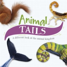 Animal Tails : A different look at the animal kingdom, Hardback Book