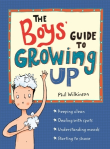 The Boys' Guide to Growing Up, Paperback / softback Book