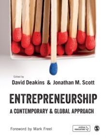 Entrepreneurship : A Contemporary & Global Approach, Paperback / softback Book