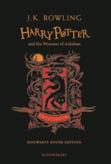 Harry Potter and the Prisoner of Azkaban - Gryffindor Edition, Hardback Book