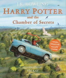 Harry Potter and the Chamber of Secrets : Illustrated Edition, Paperback / softback Book