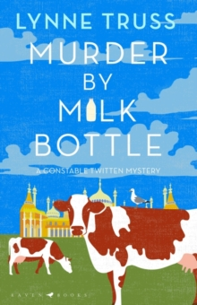 Murder by Milk Bottle, Hardback Book