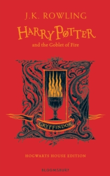 Harry Potter and the Goblet of Fire - Gryffindor Edition, Hardback Book