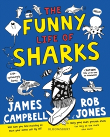 The Funny Life of Sharks, Paperback / softback Book