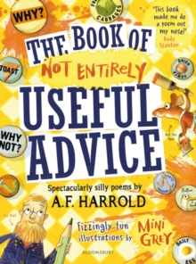 The Book of Not Entirely Useful Advice, Hardback Book
