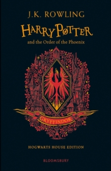 Harry Potter and the Order of the Phoenix - Gryffindor Edition, Hardback Book