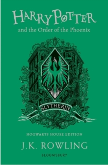 Harry Potter and the Order of the Phoenix - Slytherin Edition, Paperback / softback Book