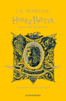 Harry Potter and the Half-Blood Prince - Hufflepuff Edition, Hardback Book
