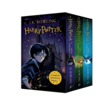 Harry Potter 1-3 Box Set: A Magical Adventure Begins, Multiple copy pack Book