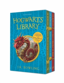 The Hogwarts Library Box Set, Mixed media product Book