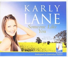 Someone Like You, CD-Audio Book