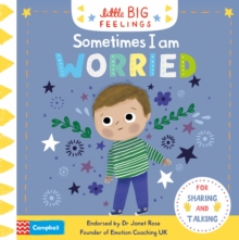 Sometimes I Am Worried, Board book Book