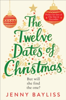 The Twelve Dates of Christmas, Paperback / softback Book