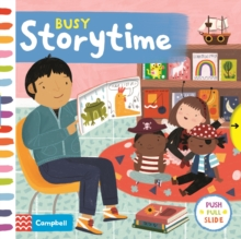 Busy Storytime, Board book Book