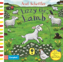 Lizzy the Lamb : A Push, Pull, Slide Book, Board book Book