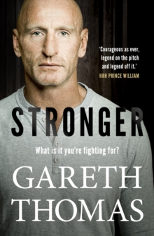 Stronger, Hardback Book
