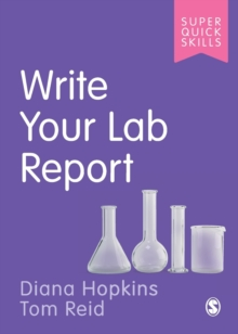 Write Your Lab Report, Paperback / softback Book