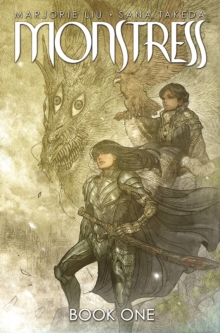 Monstress Book One, Hardback Book