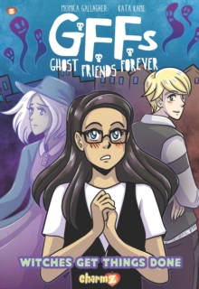 Ghost Friends Forever #2, Hardback Book