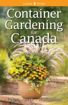 Container Gardening for Canada, Paperback / softback Book
