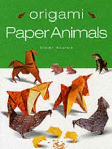 Origami Paper Animals, Paperback Book