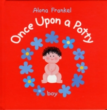 Once Upon a Potty - Boy, Hardback Book