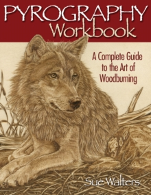 Pyrography Workbook, Paperback Book